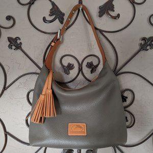 Dooney & Bourke Patterson Leather Hobo Paige